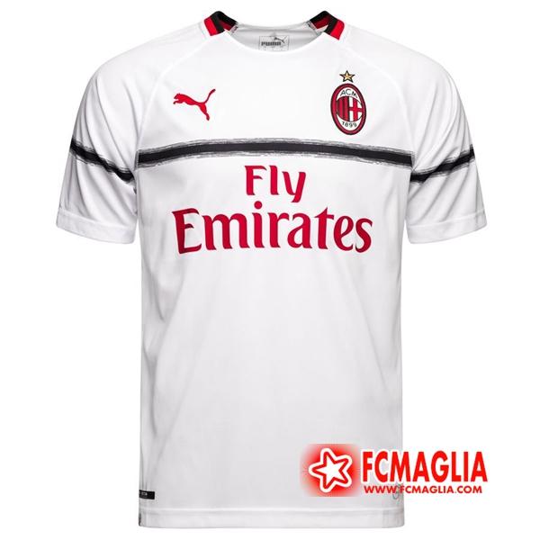 Maglia Calcio AC Milan Seconda per 2XL-4XL 2018/19   Venduto a ...