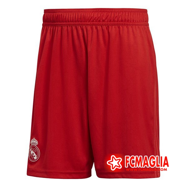 Pantaloncini Calcio Real Madrid Terza 18/19