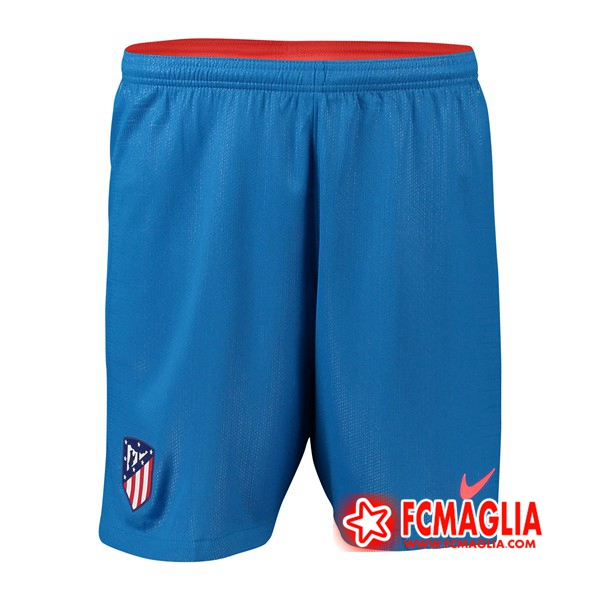 Pantaloncini Calcio Atletico Madrid Seconda 18/19