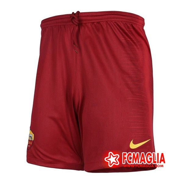Pantaloncini Calcio AS Roma Prima 18/19