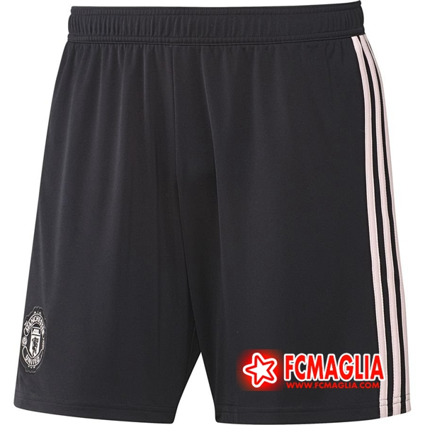 Pantaloncini Calcio Manchester United Seconda 18/19