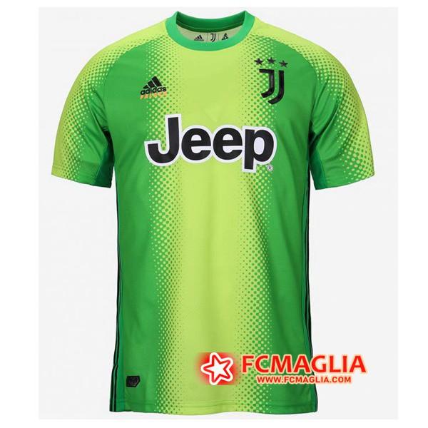 Maglia Calcio Juventus Adidas × Palace Edition Portiere Verde 2019 ...