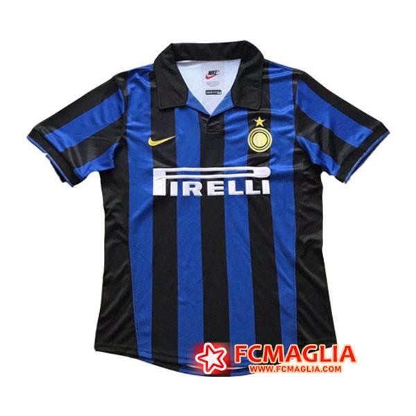 Maglia Calcio Inter Milan Prima 1998/1999 | Venduto a economiche ...