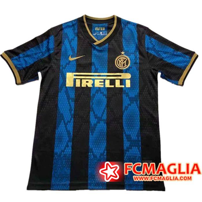 Maglie Calcio Inter Milan Prima 2021/2022 Vintage