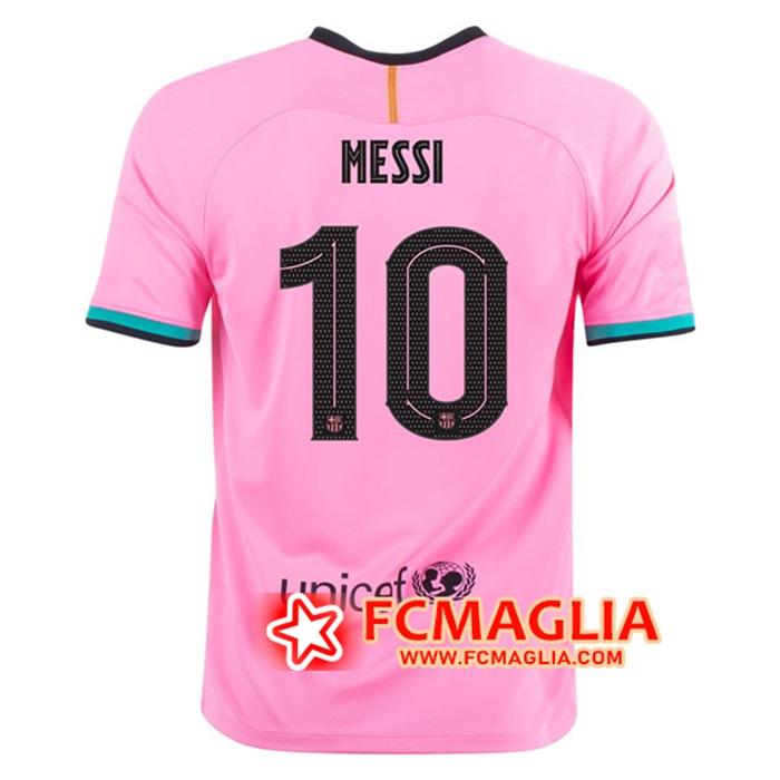 Maglia Calcio FC Barcellona Terza Versione Trapelata 2020/21 ...