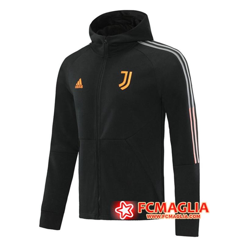 Giacca Calcio Juventus Nero 2020/21 | Venduto a scontate prezzo
