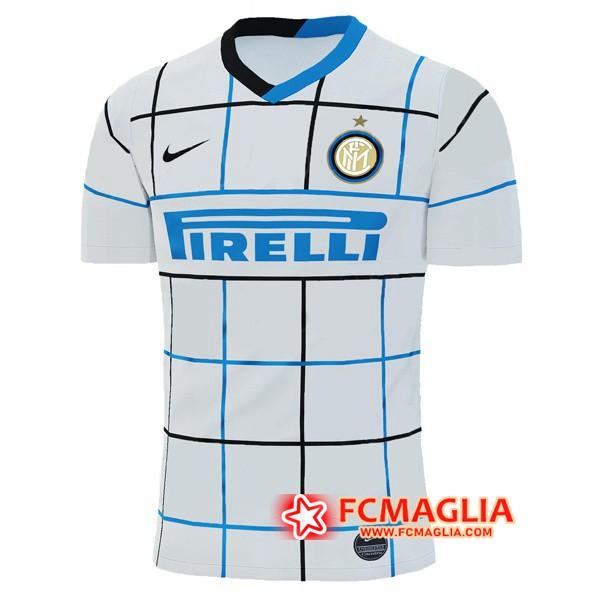 Maglia Calcio Inter Milan Seconda Versione Trapelata 2020/21 ...