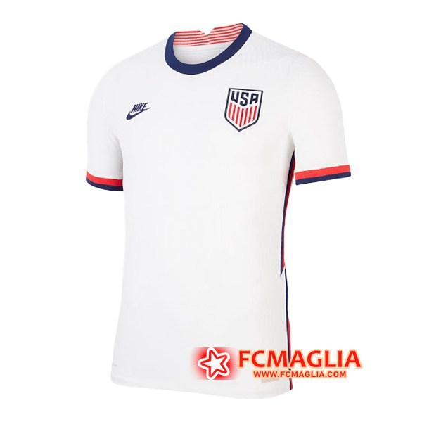 Maglia Calcio Stati Uniti Prima 2020/2021 | Venduto a scontate prezzo