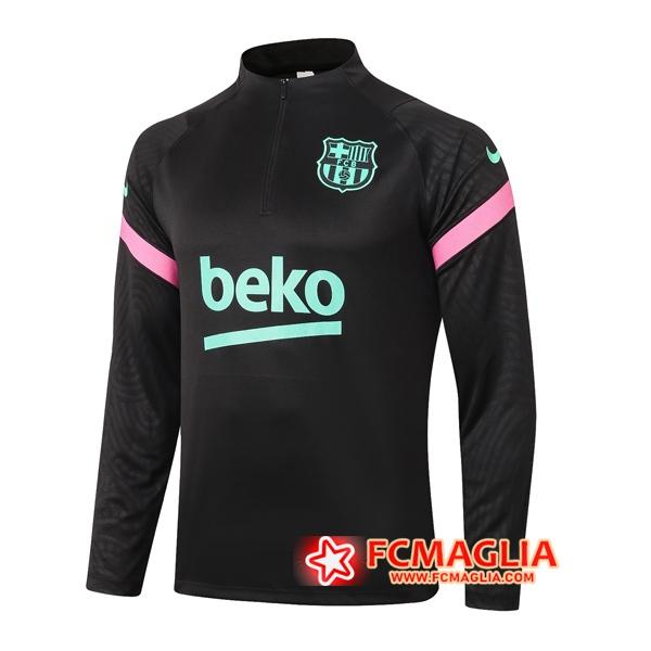 Felpa Allenamento FC Barcellona Calcio - Venduto a scontate prezzo