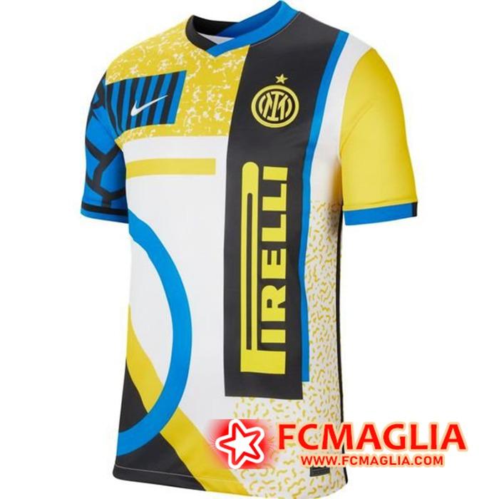 Maglie Calcio Inter Milan Seconda 2021/2022 Replica